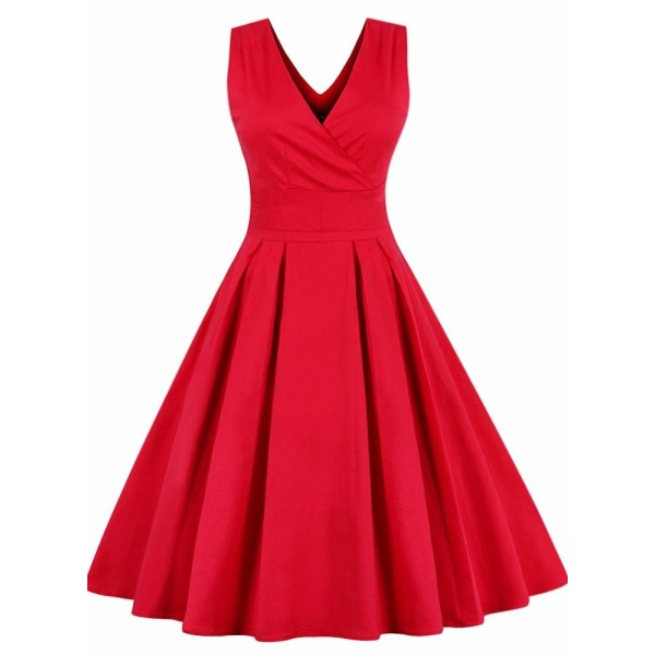 Rochie Sis Red